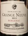 Domaine de Grange Neuve Bergerac