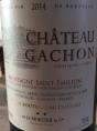 Château Gachon - Cuvée Les Petits Rangas